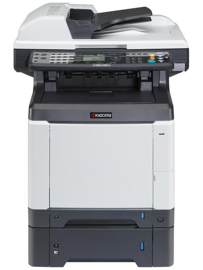 Kyocera ECOSYS FS-C5150DN Printer KPDL New